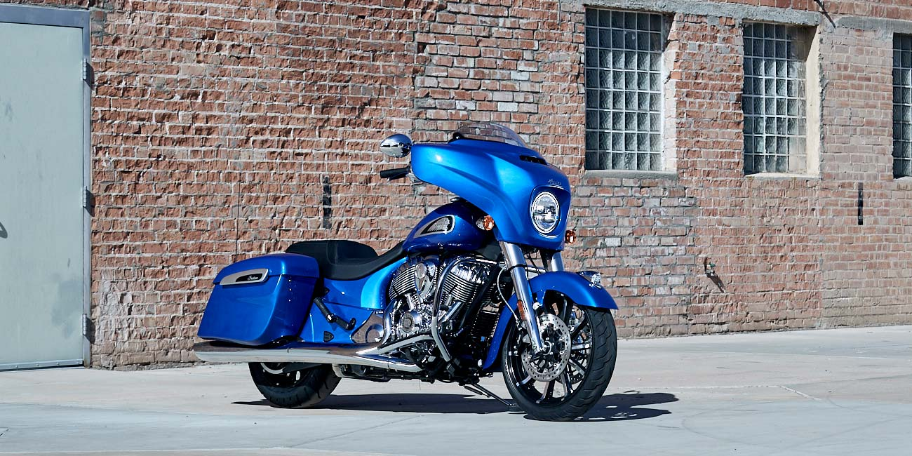 Indian® Chieftain® Limited